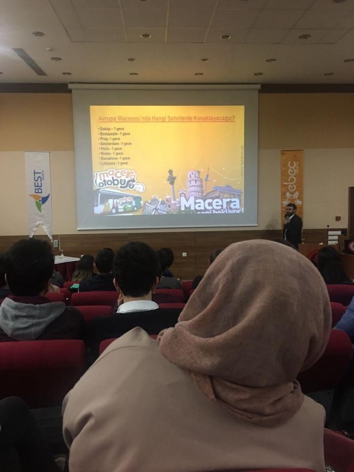 Yurt Dışı Eğitim Olanakları